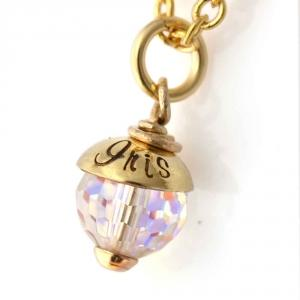 Drops of Happiness - 14K Goud met SWAROVSKI® ELEMENTS
