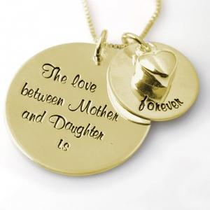 The Love between Mother and Daughter is... - Goldfill