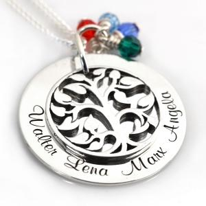 Moederketting - Family Tree of Life Groot