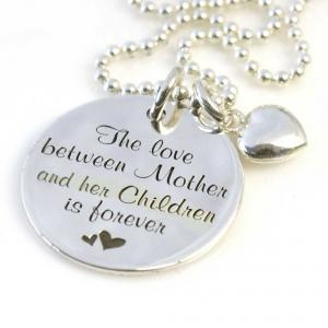 The love between Mother and her Children is forever - Medium Munt